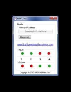 RFID GPIO Tool