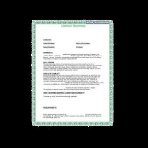 Impinj Extended RFID Warranty