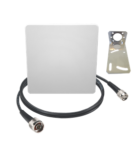 Circular Polarized Indoor UHF RFID Far Field Antenna